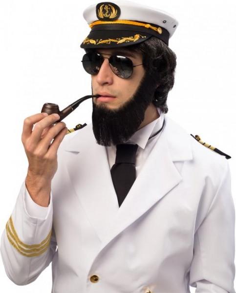 Kapitänsmütze, verstellbare Kopfweite