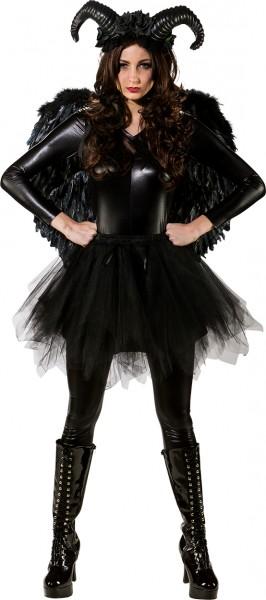 Fasching Kostüm Damen Tutu L/XL
