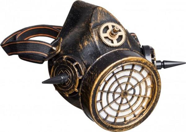 Steampunk Atemmaske