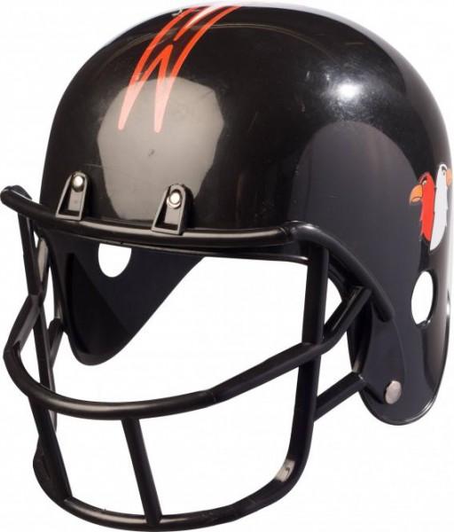 Football Helm mit Gitter