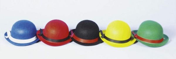 Faschingshut: 23165 Miniaturen - FILZ 100 % Polyester