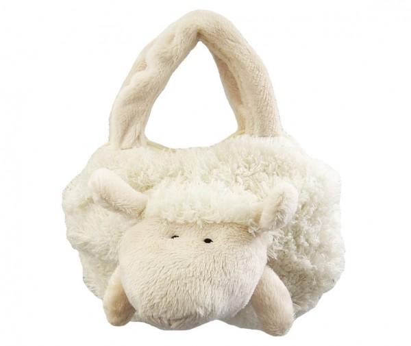 Kindertasche - Schaf, weiß - für Jungen und Mädchen