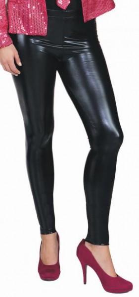 Leggings, schwarz in den Größen S/M und L/XL