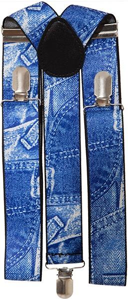 Hosenträger Jeans