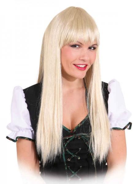 Perücke Kira, blond
