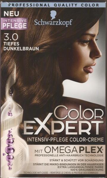 Schwarzkopf Color Expert 3.0 Tiefes Dunkelbraun