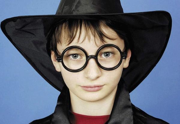 Faschingszubehör Brille Zauberer