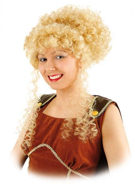Perücke Griechin, blond