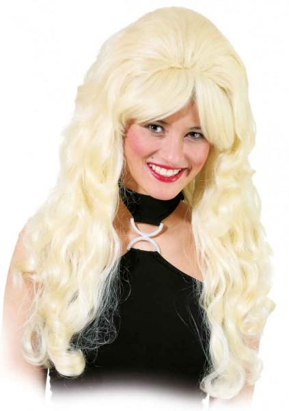Perücke Milva, blond