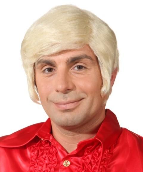 Herren Perücke, blond