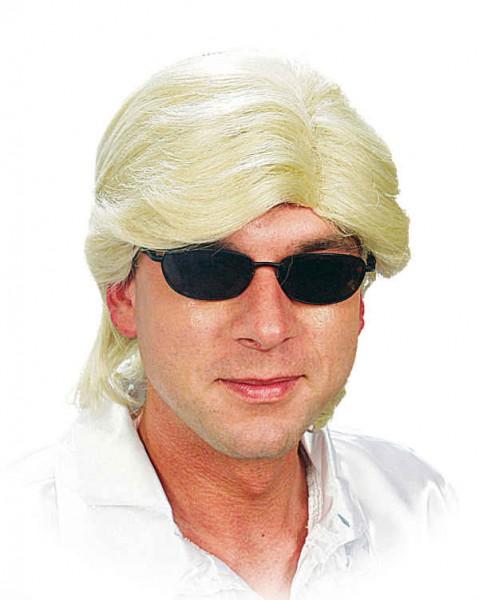 Perücke John, blond