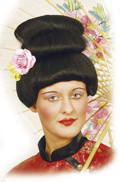 Perücke Asian Lady