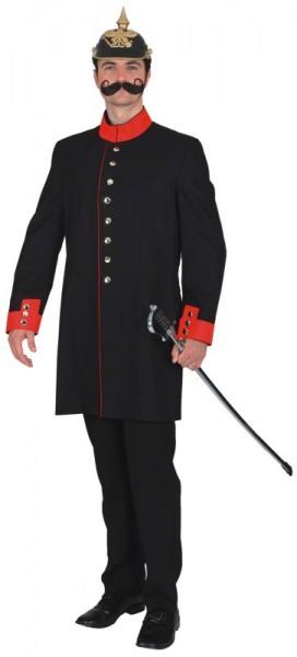 Historische Uniformjacke - Größe: 50 - 60