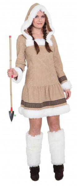 Eskimo Girl de Luxe (Kleid)