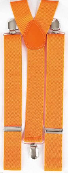 Hosenträger, orange