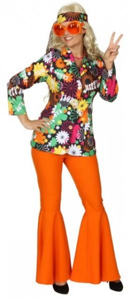 Anzug Blumenwiese (Jacke, Hose) - Größe: 34 - 48