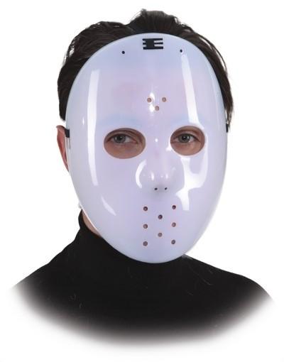 Eishockey-Maske (Horrormaske)