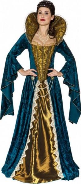 Fasching Kostüm Damen Historisches Kleid - Mittelalter