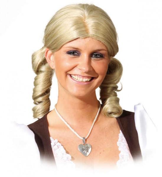 Perücke Steffi, blond