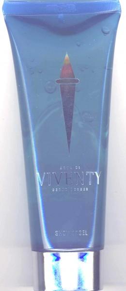 Aqua di VIVENTY, Bernd Berger, SHOWERGEL, 200 ml.
