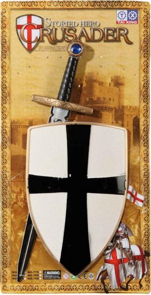 Ritterset für Kinder ( Schild, Schwert )