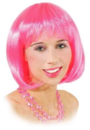 Perücke Sexy Lola, pink