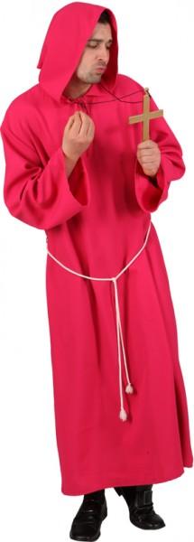 Mönch, pink (ohne Kragen) - Größe: 48/54 - 56/60