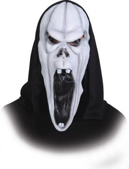 Halloween-Maske Geist