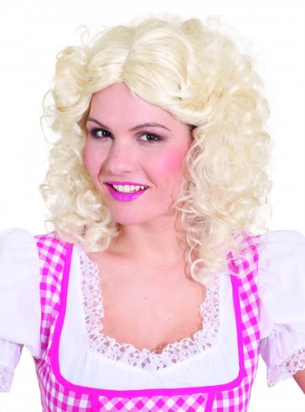 Perücke Esther, blond