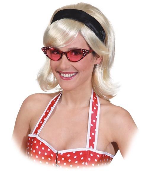 Perücke Polly, blond