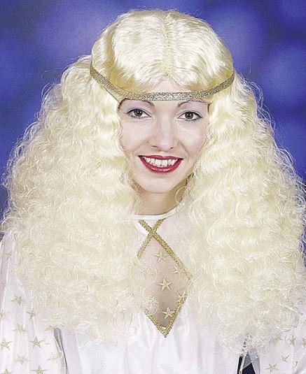 Perücke Christkind, blond