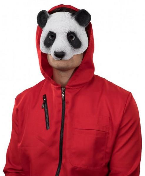 Fasching Maske Panda