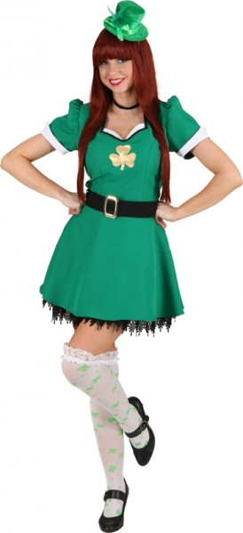 St. Patrick's-Kleid - Größe 36 bis 44