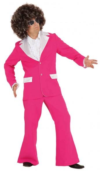 Show Anzug, pink - Größe: 50/52 - 58/60