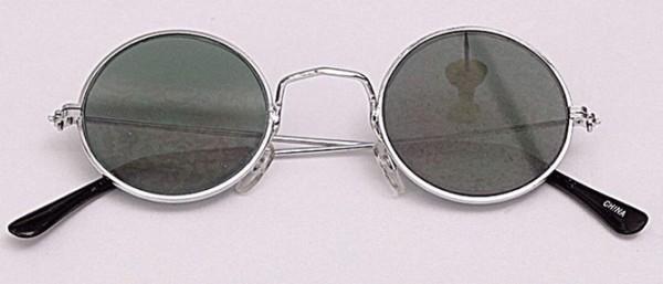 Faschingszubehör Brille Totenkopf
