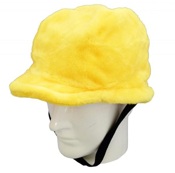 Plüsch Mütze Bauhelm