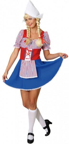 Holländerin (Kleid) - Größe: 34 - 44