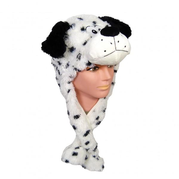 Plüsch Mütze Dalmatiner 55 cm