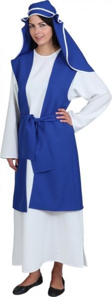 Maria (Kleid, Weste, Gürtel, Kopfbedeckung) in den Größen 36/42 bis 44/48