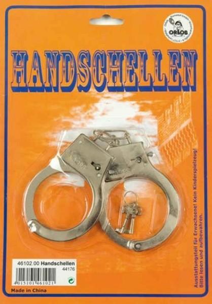 Polizei Handschellen