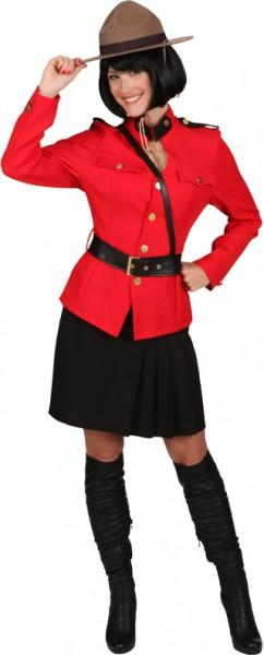 Ranger Frau (Jacke, Rock, Uniformgürtel) in den Größen 36 bis 46