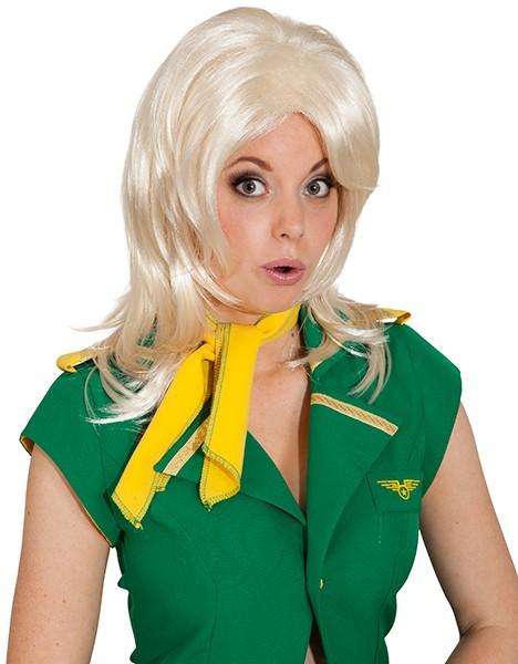 Perücke Rebecca, blond