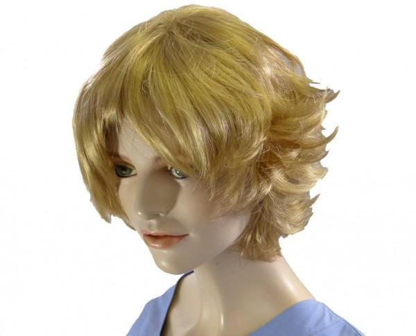 Faschingsperücke Damen: Jasmin, blond