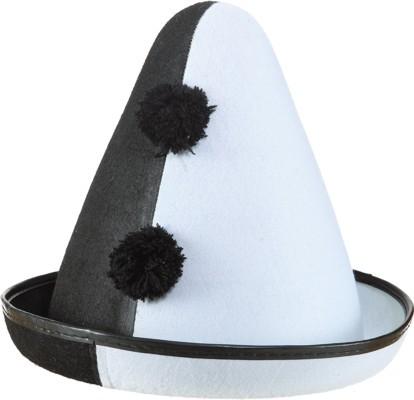Faschingshut: Pierro Hut - Einheitsgröße