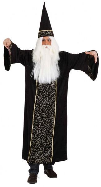 Zauberer mit Hut (Gewand, Hut) - Größe: 50/52 - 58/60