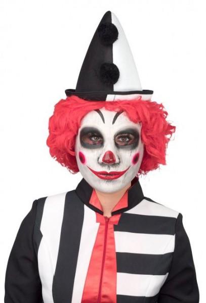 Fasching Venezianische Clownsmaske