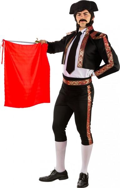 Fasching Kostüm Herren Stierkämpfer