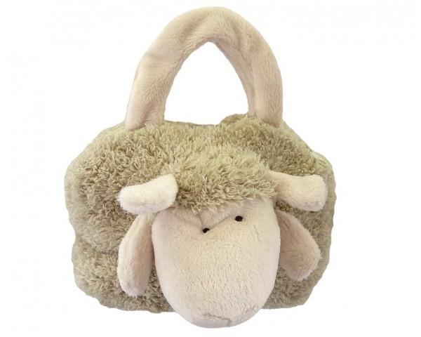 Kindertasche - Schaf grau - für Jungen und Mädchen