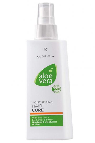 LR ALOE VIA Aloe Vera Feuchtigkeitsspendende Haarkur 150 ml
