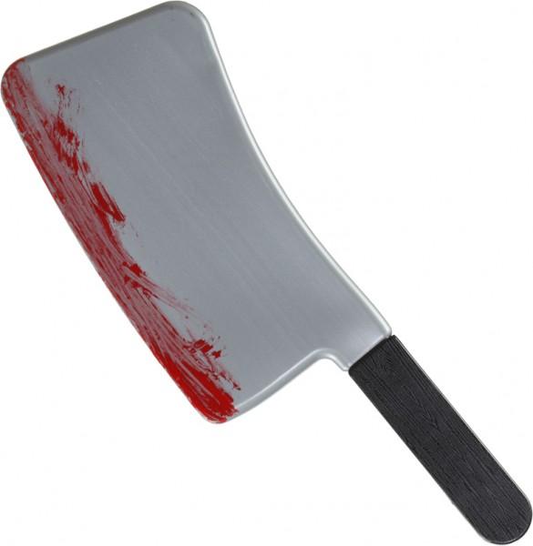 Faschingszubehör Halloween Blutiges Beil